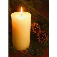 Candle pic for spiritual blog